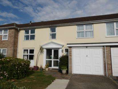 4 Bedrooms Terraced House for sale in Fareham, Hampshire