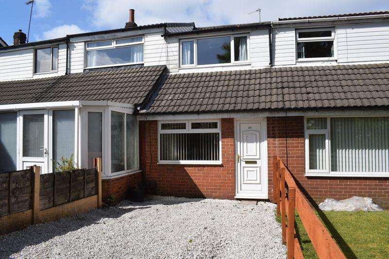 3 Bedrooms Terraced House for sale in Kent Walk, Heywood
