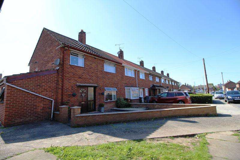 3 Bedrooms Terraced House for sale in Ashton Close, Eastham