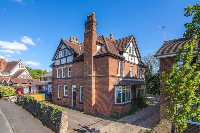 6 Bedrooms Detached House for sale in Norman Road, Bournville, Birmingham, B31 2EP