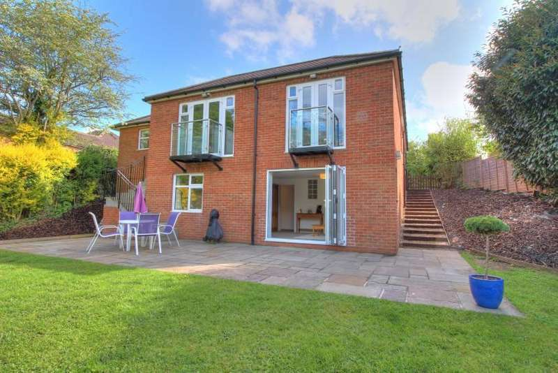 5 Bedrooms Detached House for sale in Pitmore Road, Allbrook, Eastleigh