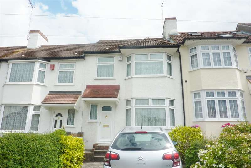 3 Bedrooms Terraced House for sale in Woodbrook Road, Abbey Wood, London, SE2 0PB