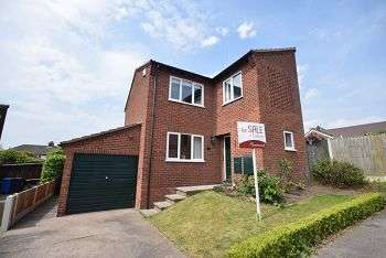 3 Bedrooms Detached House for sale in Church Mews, Spondon, Derby, DE21 7NQ