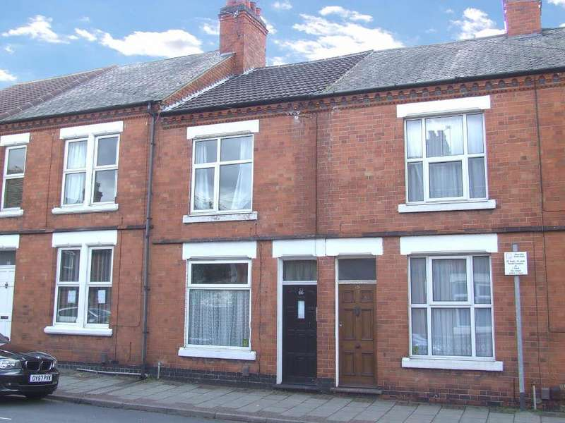 3 Bedrooms Terraced House for sale in Oxford Street, Loughborough