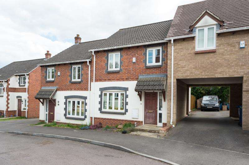 3 Bedrooms Terraced House for sale in Hubble Close, Headington, Oxford, Oxfordshire