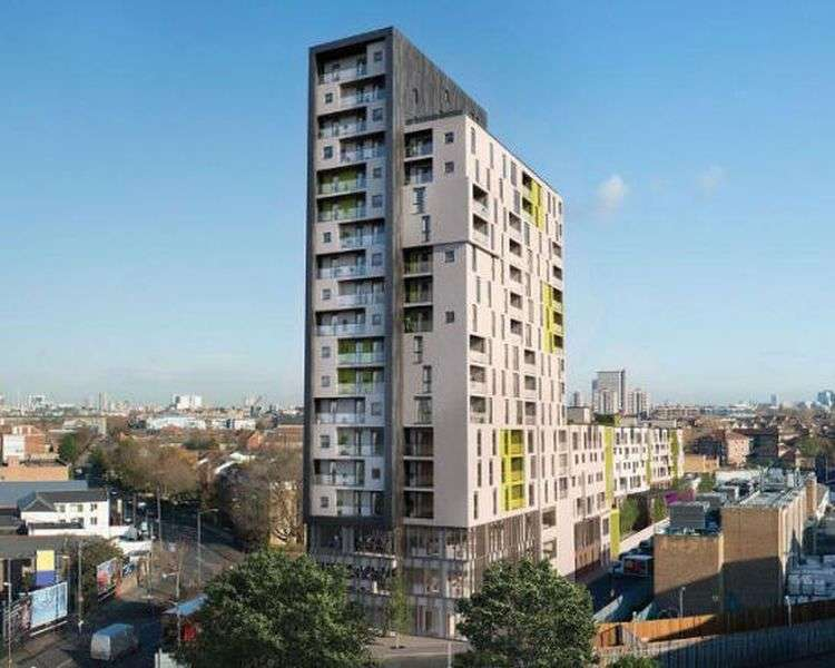 2 Bedrooms Flat for sale in Bermondsey Works, Bermondsey, SE16