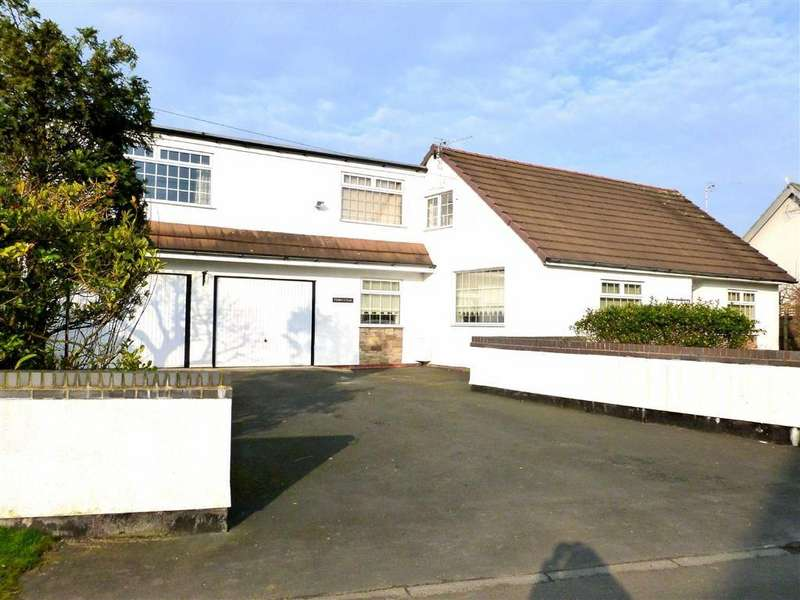 4 Bedrooms Detached House for sale in Bradshaw Lane, Mawdesley, L40