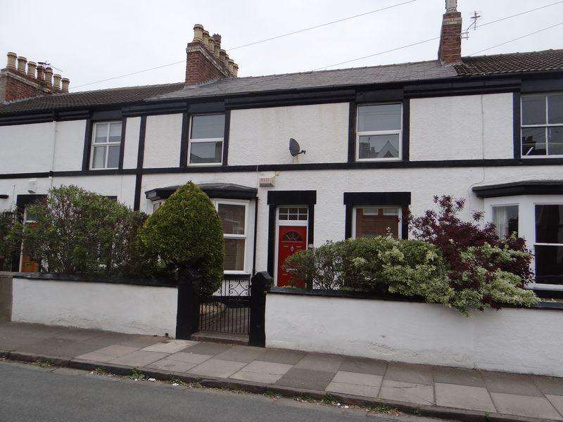 3 Bedrooms Terraced House for rent in Alderley Road, Wirral