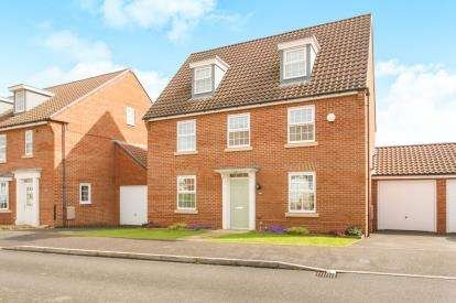 5 Bedrooms Detached House for sale in Norton Fitzwarren, Taunton, Somerset