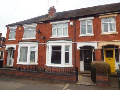 3 Bedrooms Terraced House for sale in Whitley Village, Coventry, West Midlands