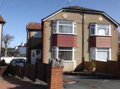 3 Bedrooms Semi Detached House for sale in St. Catherines Drive, Old Colwyn, Colwyn Bay, Conwy, LL29