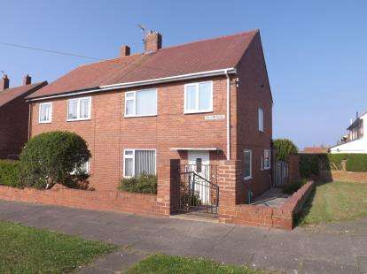 3 Bedrooms Semi Detached House for sale in Fallow Road, South Shields, Tyne and Wear, NE34