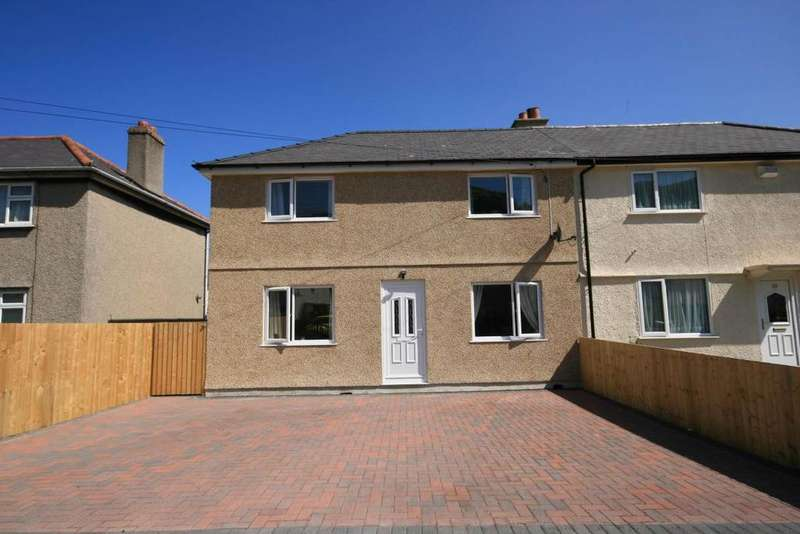 4 Bedrooms Semi Detached House for sale in 32 Penmaen Road, Conwy, LL32 8EU