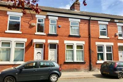 3 Bedrooms Terraced House for rent in Albion Road, Fallowfield M14 6LU