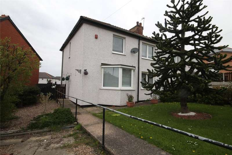 4 Bedrooms Semi Detached House for sale in John Street, Thurnscoe, Rotherham, South Yorkshire, S63