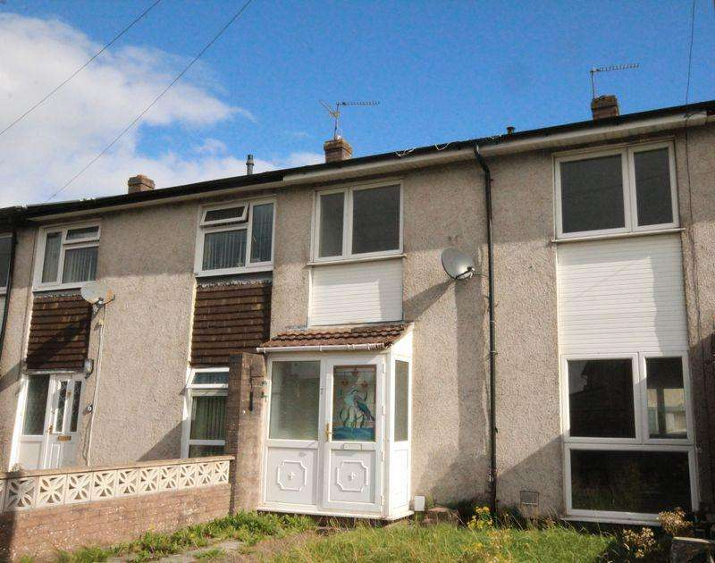 3 Bedrooms Terraced House for sale in Colwinstone Close, Llandaff North