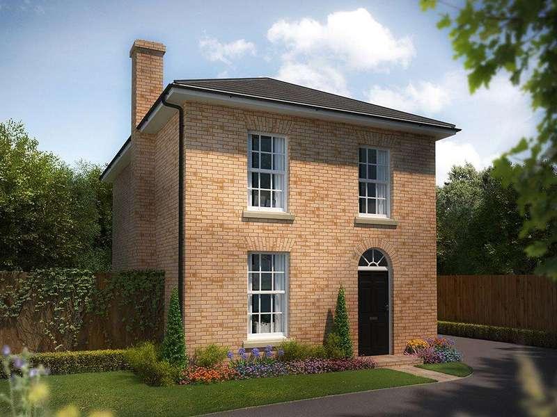 3 Bedrooms Detached House for sale in Plot 156, St George's Park, George Lane, Loddon, Norwich, NR14