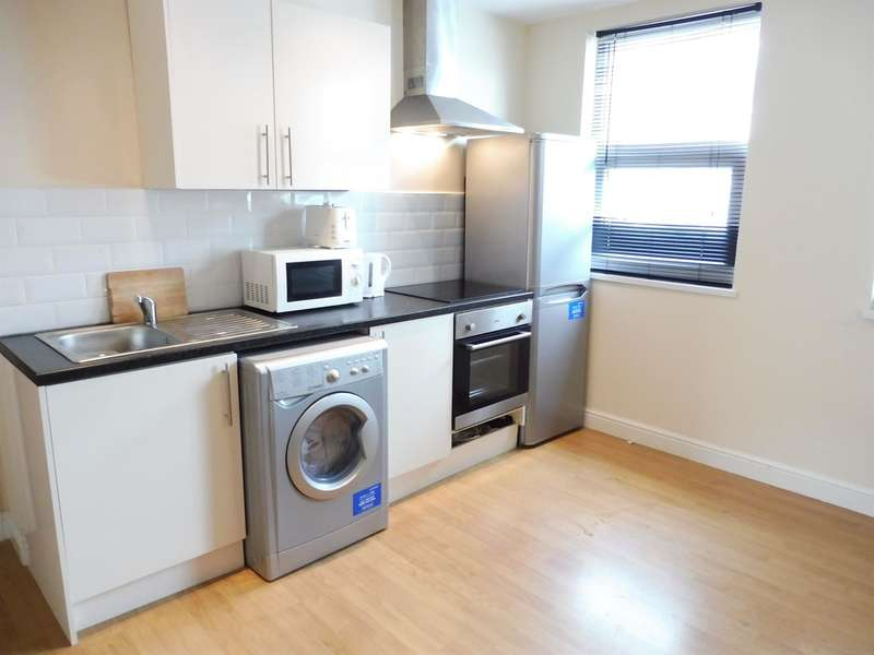 1 Bedroom Apartment Flat for sale in Splott Road, Cardiff