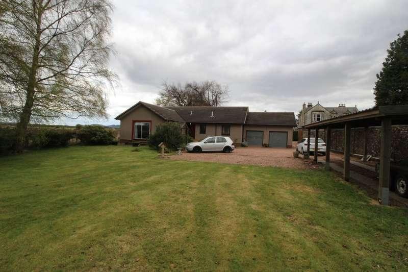 4 Bedrooms Detached Bungalow for sale in Eden Valley Gardens, Freuchie, Cupar, KY15