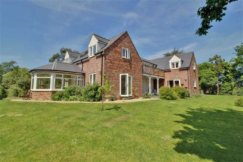 5 Bedrooms Detached House for sale in Epney, Saul, Gloucestershire