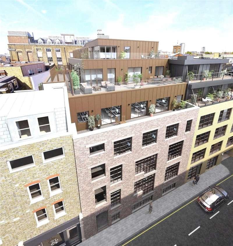 1 Bedroom Flat for sale in Hatton Wall, London, EC1N