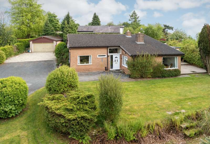 4 Bedrooms Detached Bungalow for sale in 4 bedroom Bungalow Detached in Kelsall