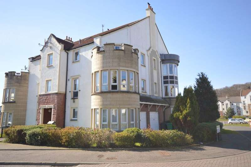 2 Bedrooms Flat for sale in Harbour Place, Dalgety Bay, Dunfermline, KY11