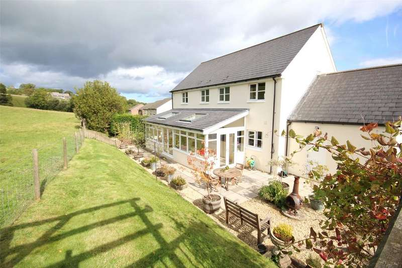4 Bedrooms Detached House for sale in Pen Y Fan Close, Libanus, Brecon, Powys