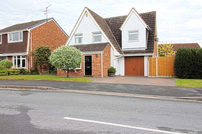 4 Bedrooms Detached House for sale in Leopard Rise, Worcester, WR5