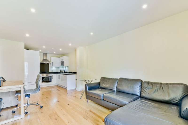 2 Bedrooms Apartment Flat for sale in New Century House, Jude Street, Canning Town, E16