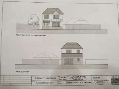 Land Commercial for sale in Hainault, Ilford, Essex