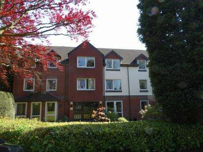2 Bedrooms Flat for sale in Blythe Court, 4 Grange Road, Solihull, West Midlands