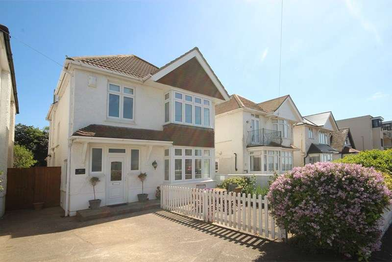4 Bedrooms Detached House for sale in Southern Road, Southbourne, Bournemouth