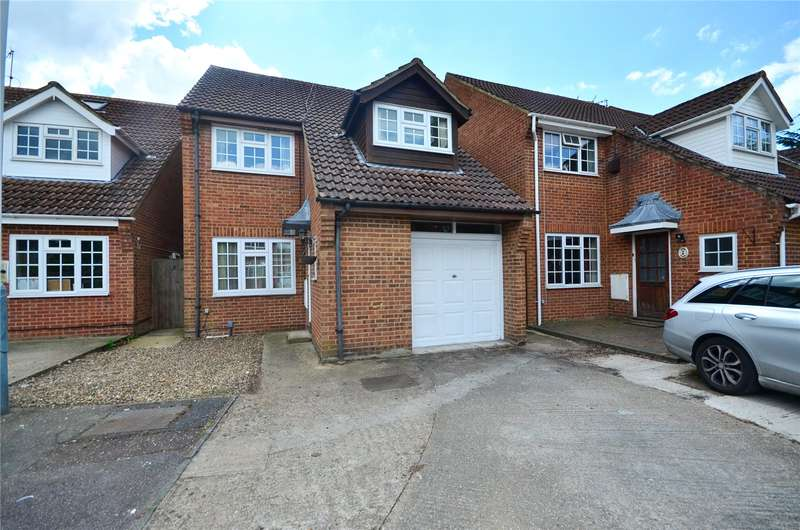 3 Bedrooms House for sale in Penn Close, Uxbridge, Middlesex, UB8