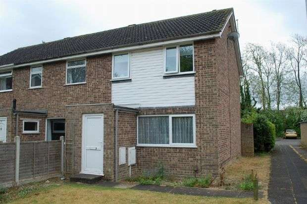 3 Bedrooms End Of Terrace House for sale in Bramhall Rise, Duston, Northampton NN5 6XH