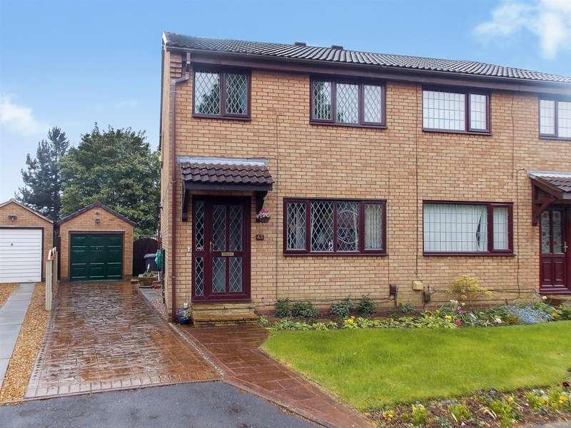 3 Bedrooms Property for sale in Vanguard Road, Long Eaton