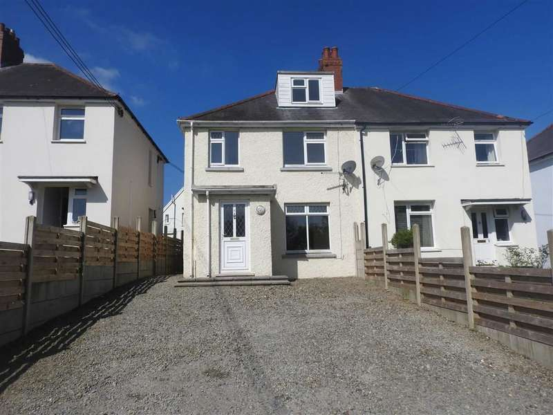 3 Bedrooms Property for sale in The Ridgeway, Cardigan