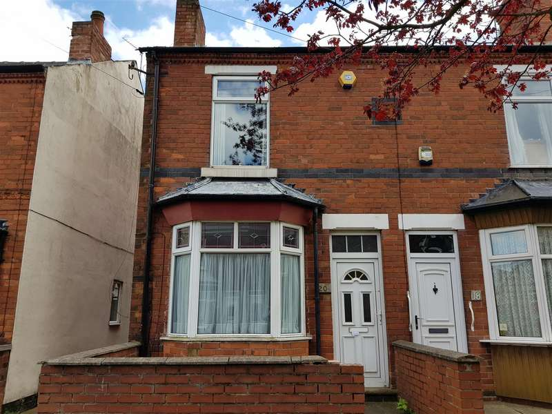 2 Bedrooms Property for sale in Beresford Street, Mansfield