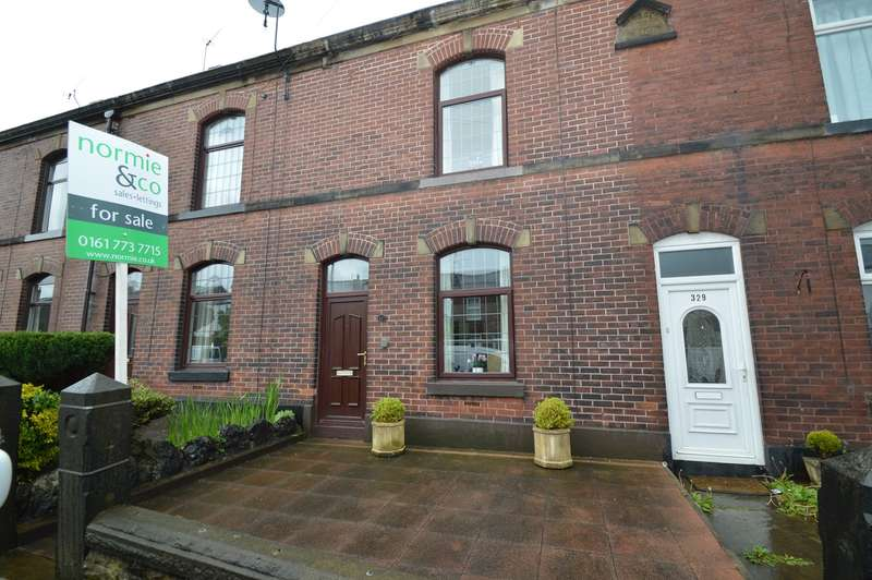 2 Bedrooms Terraced House for sale in Hollins Lane, Bury, BL9