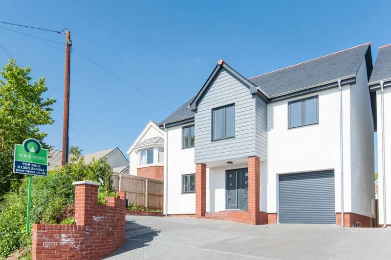 6 Bedrooms Detached House for sale in Aram Gardens Exeter Road, Exmouth, EX8