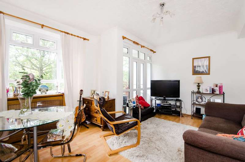 2 Bedrooms Flat for sale in Albert Drive, Southfields, SW19