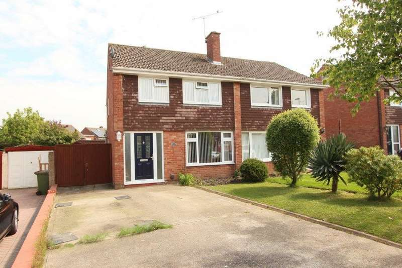 3 Bedrooms Semi Detached House for sale in Mapleton Road, Hedge End SO30