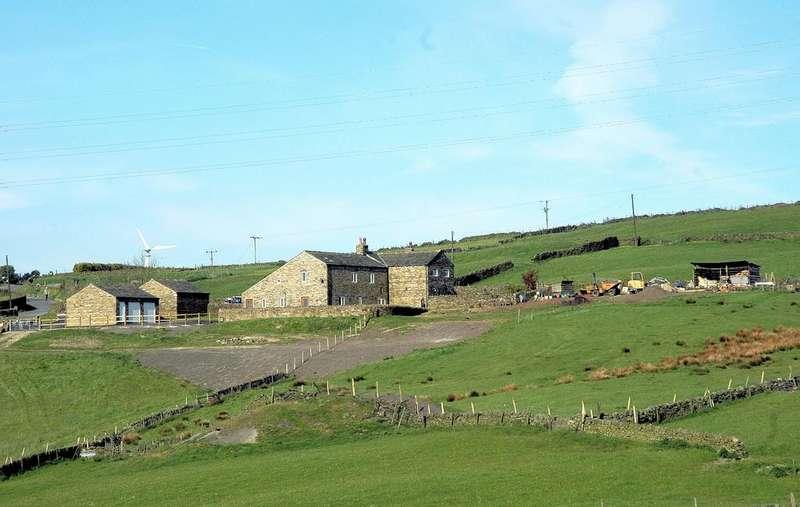 4 Bedrooms House for sale in Black Castle Barn, Taylor Lane, Bradshaw, Halifax HX2
