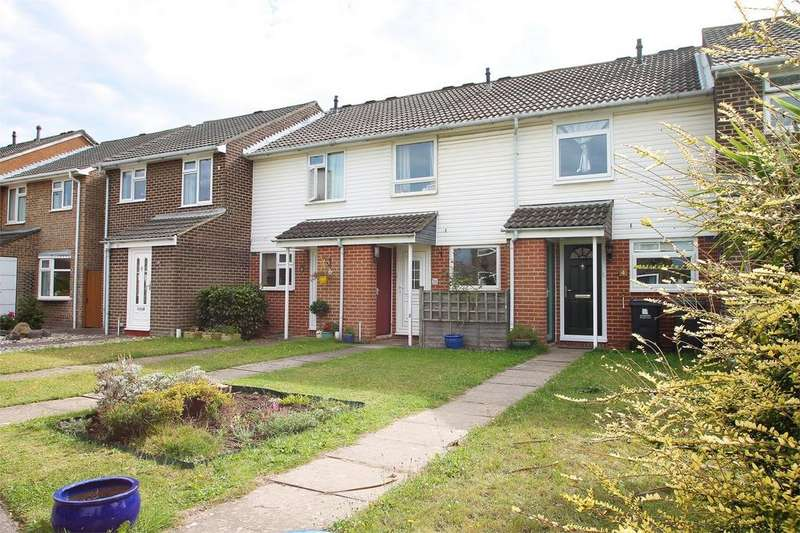 2 Bedrooms Terraced House for sale in Laurus Walk, Lee-on-the-Solent, Hampshire