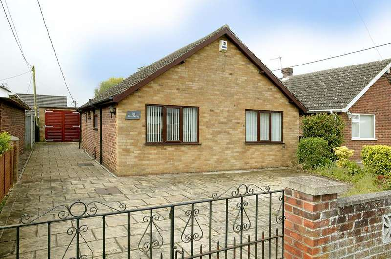 3 Bedrooms Detached Bungalow for sale in Gurney Road, New Costessey