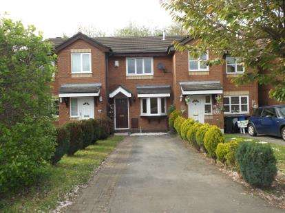 2 Bedrooms Terraced House for sale in Hanson Mews, Offerton, Stockport, Cheshire