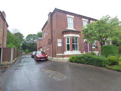 2 Bedrooms Flat for sale in Godley Court, Mottram Road, Hyde, Greater Manchester