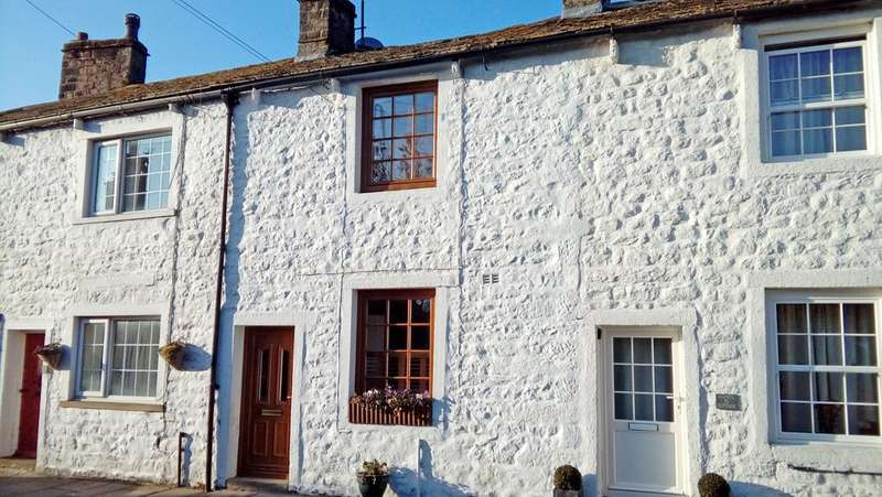 2 Bedrooms Cottage House for sale in 3 Pasture Road, Embsay,