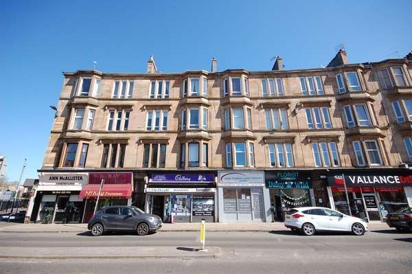 2 Bedrooms Flat for sale in 1/1, 35 Clarkston Road, Cathcart, Glasgow, G44 3BQ