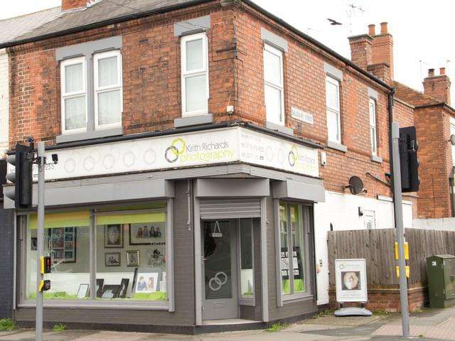 1 Bedroom Property for sale in Tamworth Road, Long Eaton